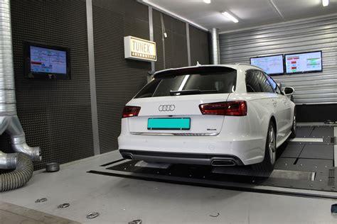 Chiptuning Audi A6 by Chiptuning Audi A6 3 0 Tdi V6 272pk Tunex