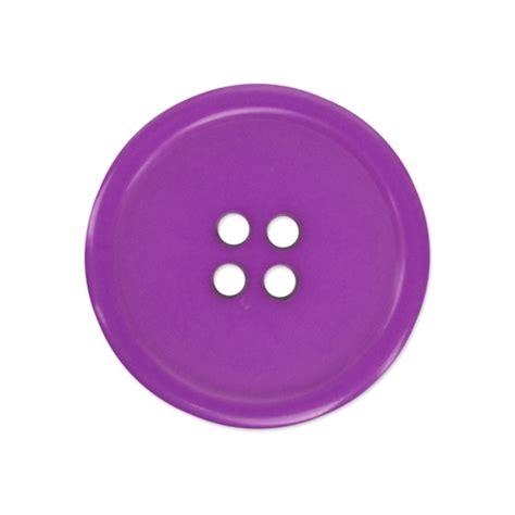 I Am Buttons bulk buttons purple 1 dozen