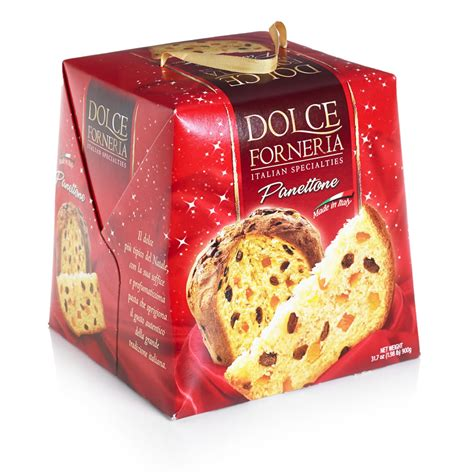dolce forneria panettone traditional italian christmas