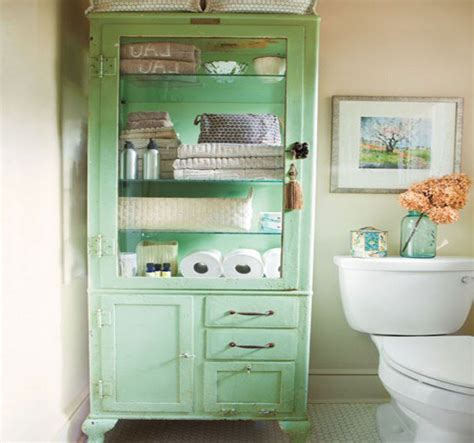 innovative and practical diy bathroom storage ideas 9