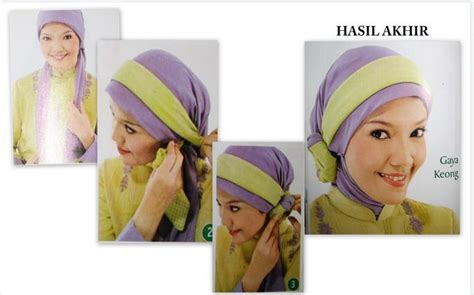tutorial jilbab ke pesta simpel model jilbab segi empat tutorial hijab pesta by