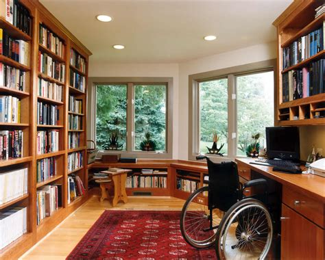 universal housing design universal design remodeling mark scott cabin john md