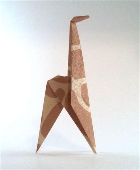 Origami Giraffe Diagram - origami giraffes and okapi page 2 of 3 gilad s origami