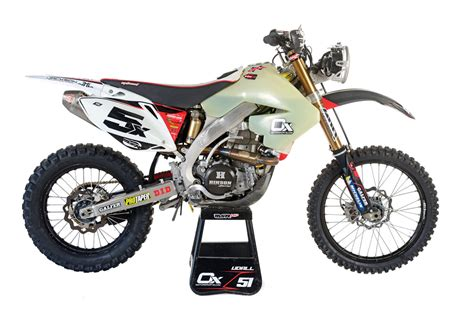 win a motocross bike dirt bike magazine team ox how to win baja