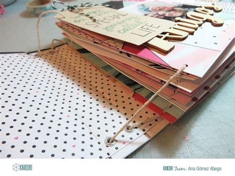 tutorial iniciacion scrapbooking 17 mejores ideas sobre dise 241 os scrapbook en pinterest