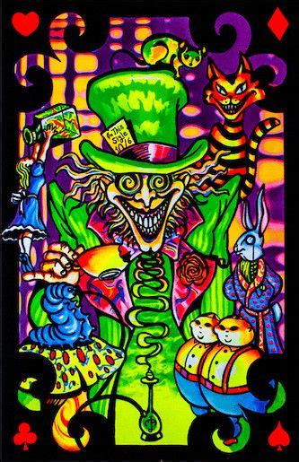 cheap black light posters opticz the mad collage black light poster trippy