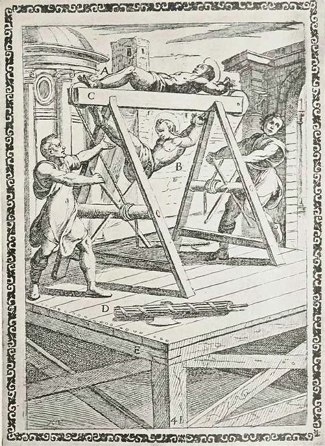 wooden horse torture france used to torture and execute its finance ministers