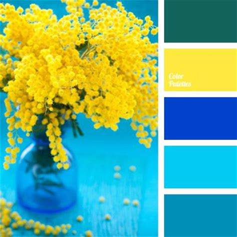 yellow color palettes ideas  pinterest yellow