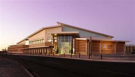 academic training center luke afb projects burns mcdonnell
