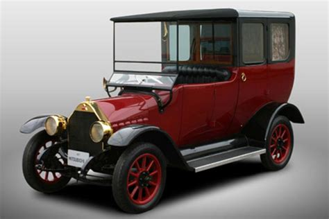 mitsubishi west coast customs to build a new 1917 model