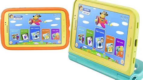 Samsung Tab 3 Kid samsung galaxy tab 3 is just for the children abc news