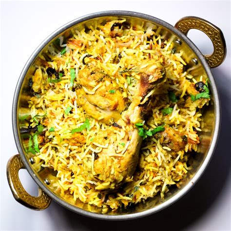Kitchen Biryani restaurant style chicken biryani whitbits kitchen