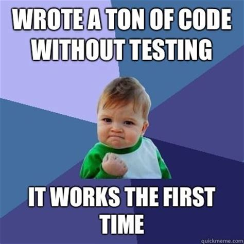 Code Meme - 17 things only a computer programmer would understand