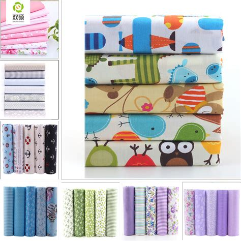 2016 new cotton fabric different design patchwork fabric