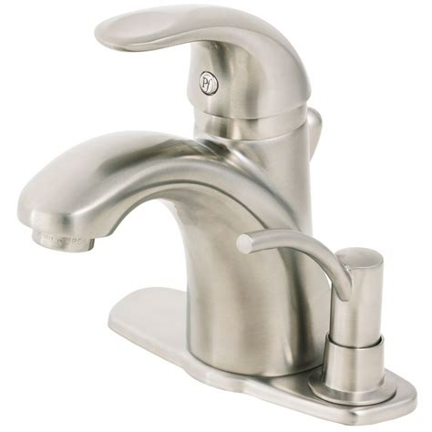 faucet t42 vksp in brushed nickel by pfister