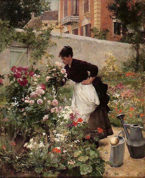 ladaires jardin victor gabriel gilbert galerie ary jan
