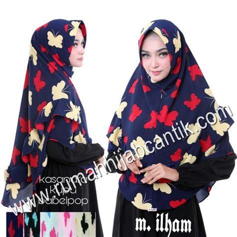 Grisir Murah Aminah Syari Set rumahhijabcantik pusat grosir jilbab termurah dan