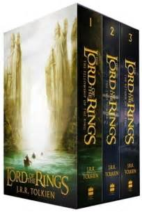 the lord of the rings trilogy j r r tolkien book