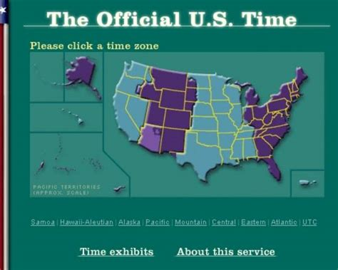 Offical Time time live abroad