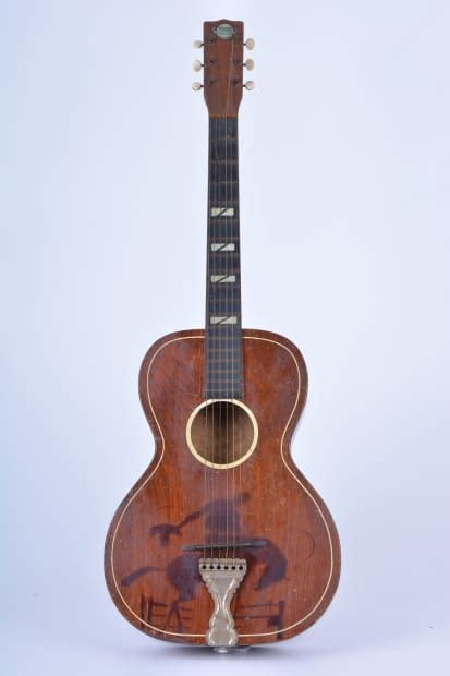 Tuner Cowboy By Ridwan Guitar Shop united elitone guitar 1950 s bucking cowboy finish