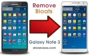 themes for rooted galaxy note 3 remove bloatware on galaxy note 3 with or without root