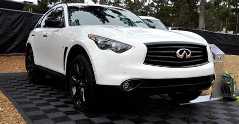 Auftrag Auto by 2015 Infiniti Qx70s Brings New Sport Package With Black