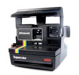 polaroid 600 color polaroid 600
