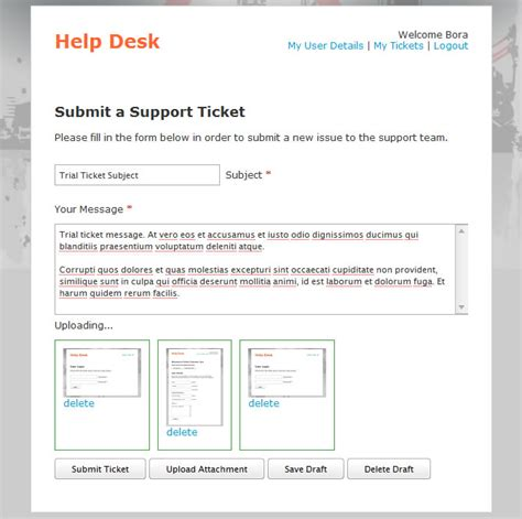 help desk customer service ticket system by dijitals