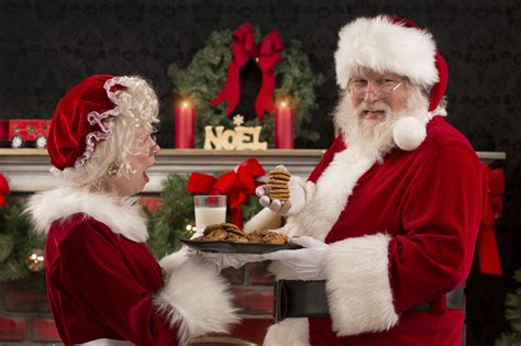 mrs claus getting paid half santa s wage is quot in no way