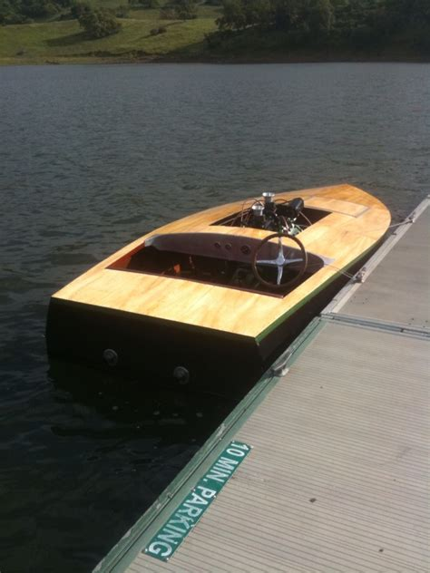 boat in a box 1948 glen l cracker box
