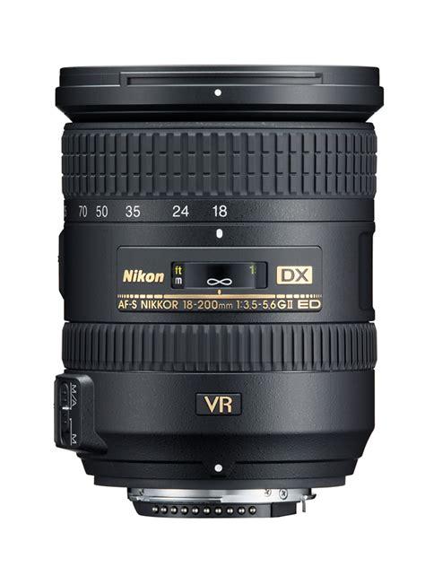 Nikon 18 200 Vr Ii lenstip lens review lenses reviews lens specification lenstip