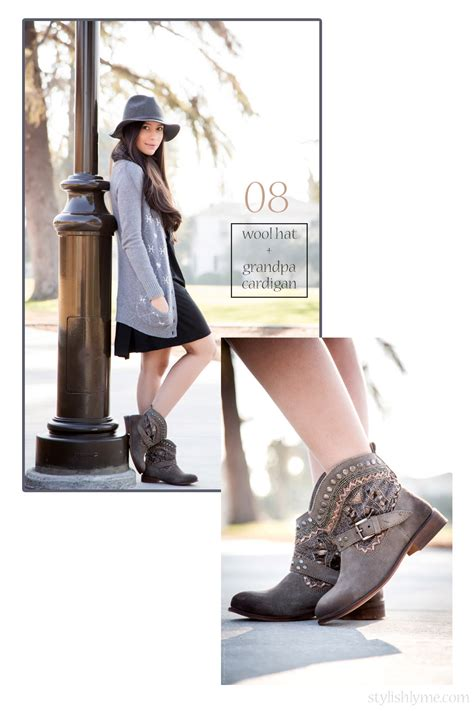 how to wear boots 20 stylish ways to wear boots
