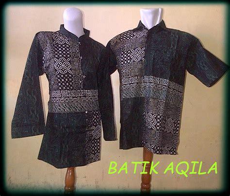 Sarimbit Batik Keren Kemeja Murah Wanita Pria Pasangan Blus Seragam aqila batik and craft jual aneka macam batik kaos kemeja pakaian sarimbit jaket seragam