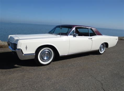 lincoln continental coupe for sale black plate 1966 lincoln continental bring a trailer