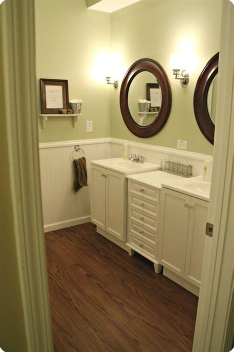 bathroom paint colors with dark cabinets 160 best images about voice of color paint colors in real