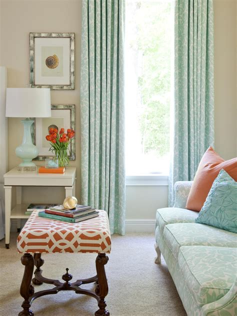 aqua living room photos hgtv