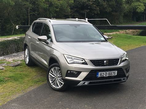 reviews on seats seat ateca review