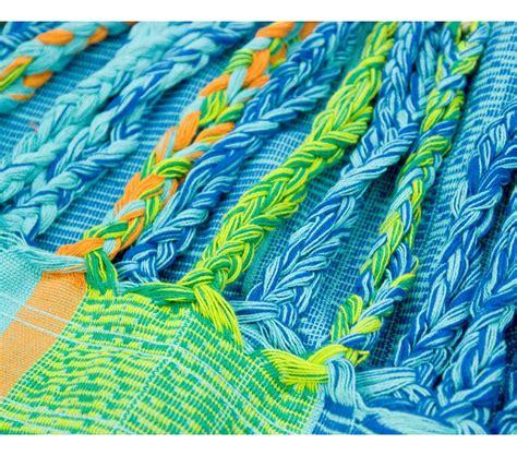 hamac familial hamac familial bio flora bleu la siesta