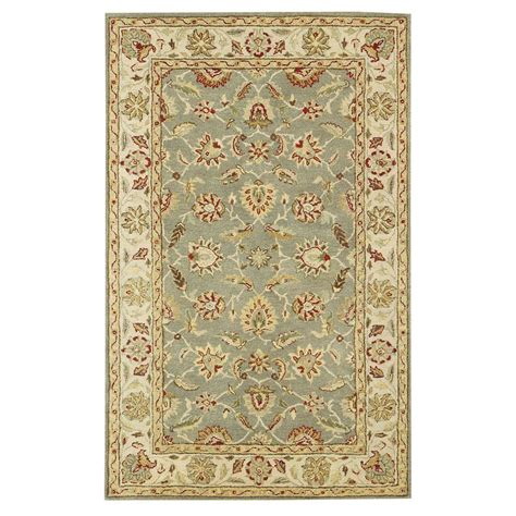 rugs home decorators collection home decorators collection old london green ivory 8 ft 3