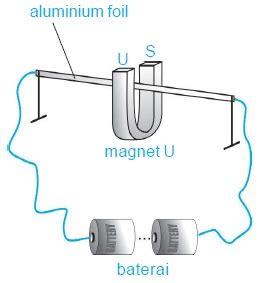 laporan praktikum membuat magnet menggunakan listrik prinsip gaya lorentz dan penerpan gaya lorentz dalam kehidupan