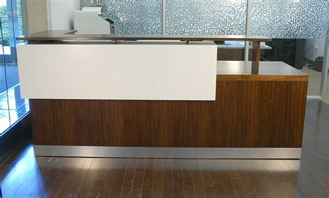 Reception Desk Materials Duch Reception Desk