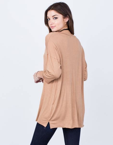 New Pakaianonline Tunic Termurah 1 casual oversized tunic top lightweight sleeve 2020ave