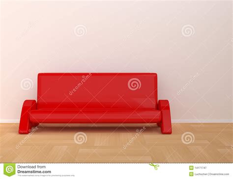 red couch photography red sofa royalty free stock photography image 14171747