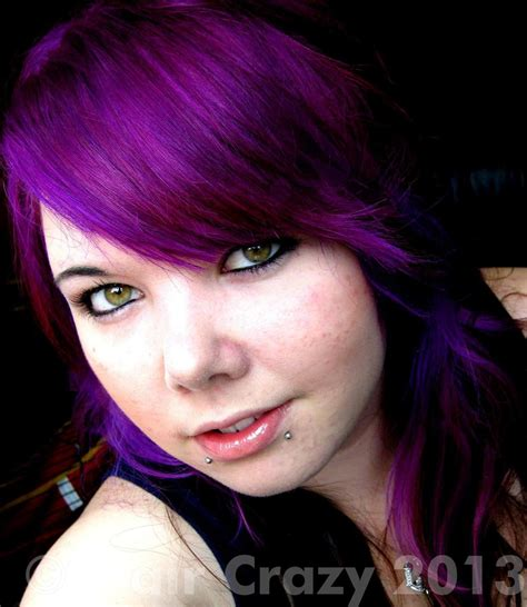 special effects hair color special effects pimpin purple hair dye haircrazy