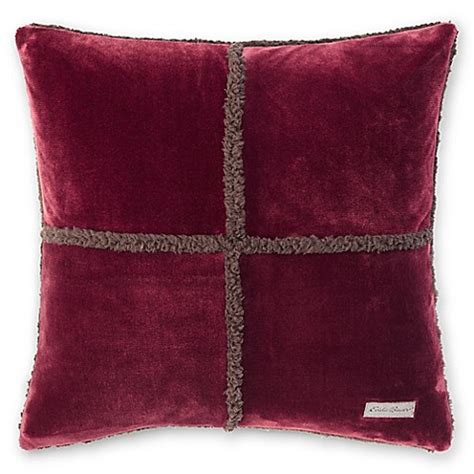 bed bath and beyond rockford eddie bauer 174 rockford 20 inch x 20 inch throw pillow bed bath beyond