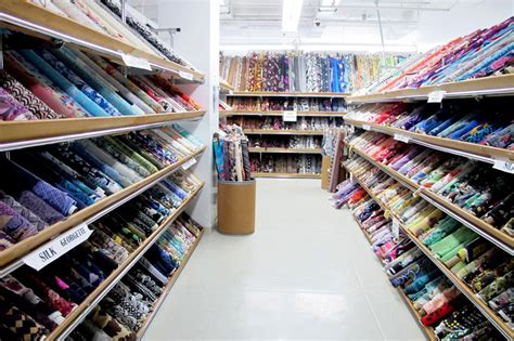 fabric and upholstery stores best fabric stores in nyc for garments and sewing supplies