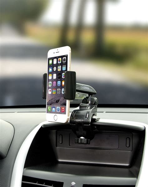 Porte Smartphone Voiture by Support 224 Pince Pour Smartphone Et Iphone Pour Voiture Et
