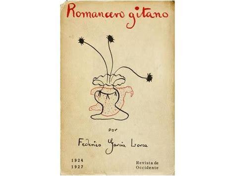 1928 libro literatura garcia lorca federico primer romancero gitano 1924 1927 madrid revis