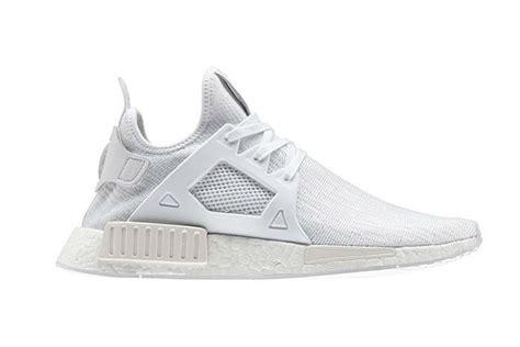 Adidas Nmd Xr Mono White adidas unveils white nmd xr 1 sneaker