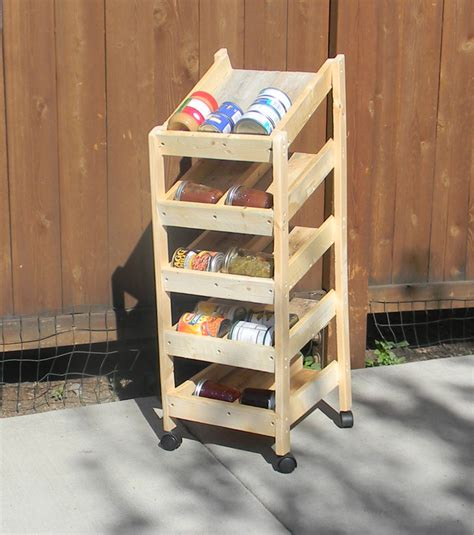 Canned Goods Organizer Pantry by 17 Canned Food Storage Ideas To Organize Your Pantry